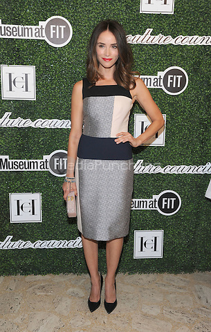 New York, NY-September 3: Abigail Spencer attends the 2014 Couture Council Award Luncheon at David H. Koch Theater at Lincoln Center   on September 3, 2014 in New York City. Credit: John Palmer/MediaPunch