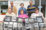 Casteisland Day Care Centre hosted a very special exhibition detailing life in North Kerry over the years as part of the 'Bealtaine' festival this May. .Front L-R Agnes Twomey, Mary Hickey and Mary Pigott .Back L-R William O'Connor, Marie Hartnett and Daniel Collins.