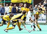 2011 Hockey El Atletic Terrassa es proclama campio de la dicisio d'honor despres de guanayar en el tercer partit 3-2 al Club de Campo