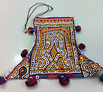 EXQUISITELY EMBROIDERED PURSE FROM KUTCH. DETAILS IMAGES AVAILABLE ON REQUEST