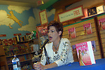 "Carolyn Hennesy ""Diane Miller"" - GH at Barnes and Noble on May 19, 2009 with her new book Pandora Gets Lazy - the third book in a series of 7. They are based on the Seven Deadly Sins. (Photo by Sue Coflin/Max Photos)"