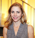 Kerry Butler attending the Opening Night for the Playwrights Horizons World Premiere Production of 'The Great God Pan' at Playwrights Horizons Theatre in New York City on December 18, 2012