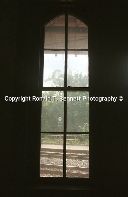 Train station window  Point of Rocks Maryland, Old Line State, Free State, Fine Art Photography by Ron Bennett, Fine Art, Fine Art photography, Art Photography, Copyright RonBennettPhotography.com ©