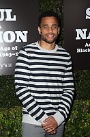 22 March 2019 - Los Angeles, California - Michael Ealy. The Broad Museum Celebrates the Opening of Soul Of A Nation: Art in the Age of Black Power 1963-1983 Art Exhibition held at The Broad Museum. <br /> CAP/ADM/FS<br /> &copy;FS/ADM/Capital Pictures