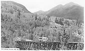 RGS Goose #4 on Bridge 45-A.<br /> RGS  Ophir, CO  Taken by Reid, Homer - 1951