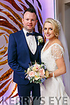 Ellen Mitchell and Myles Cronin were married at the Church of St. Stephen & St. John, Castleisland by Fr. Dan O'Riordan on Saturday June 10th with a reception at Ballygarry House hotel