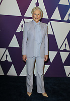 04 February 2019 - Los Angeles, California - Glenn Close. 91st Oscars Nominees Luncheon held at the Beverly Hilton in Beverly Hills. Photo Credit: AdMedia