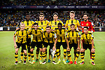 Borussia Dortmund squad poses for photos during the match between Manchester City FC during their 2016 International Champions Cup China match at the Shenzhen Stadium on 28 July 2016 in Shenzhen, China. Photo by Marcio Machado / Power Sport Images