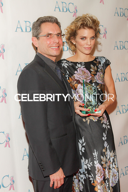 BEVERLY HILLS, CA, USA - NOVEMBER 22: Dr. Anton Bilchik, AnnaLynne McCord arrive at the Associates For Breast And Prostate Cancer Studios 25th Annual Talk Of The Town Black Tie Gala held at The Beverly Hilton Hotel on November 22, 2014 in Beverly Hills, California, United States. (Photo by Rudy Torres/Celebrity Monitor)