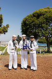 USA, California, San Diego, Fort Rosecrans National Cemetery