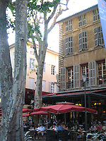 Cafes of Provence