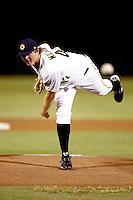 Justin Wilson - Mesa Solar Sox - 2010 Arizona Fall League.Photo by:  Bill Mitchell/Four Seam Images..