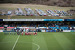 Wycombe Wanderers 3 Doncaster Rovers 2, 01/12/2019. Adams Park, League One. Photo by Simon Gill.