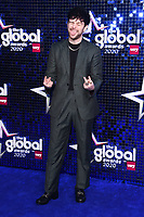 Tom Grennan<br /> arriving for the Global Awards 2020 at the Eventim Apollo Hammersmith, London.<br /> <br /> ©Ash Knotek  D3559 05/03/2020
