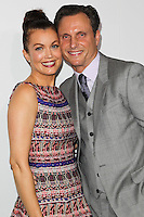 BEVERLY HILLS, CA, USA - OCTOBER 20: Bellamy Young, Tony Goldwyn arrive at ELLE's 21st Annual Women In Hollywood held at the Four Seasons Hotel on October 20, 2014 in Beverly Hills, California, United States. (Photo by Celebrity Monitor)