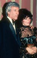Burt Bacharach, Carol Bayer Sager, 1985, Photo By John Barrett/PHOTOlink