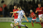 Jason Tovey.Celtic League.Cardiff Blues v Munster.02.11.12.©Steve Pope