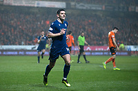 27th December 2019; Dens Park, Dundee, Scotland; Scottish Championship Football, Dundee Football Club versus Dundee United; Graham Dorrans of Dundee celebrates after scoring for 1-1  - Editorial Use