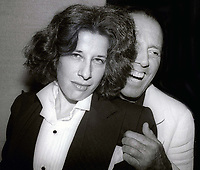 Fran Lebowitz Francesco Scavullo 1982<br /> Photo By John Barrett/PHOTOlink