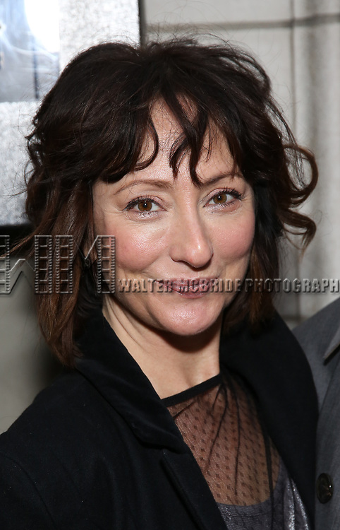 Carmen Cusack attends the Broadway Opening Night of 'Lillian Helman's The Little Foxes' at the  Samuel J. Friedman Theatre on April 19, 2017 in New York City