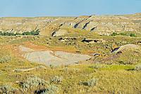 Badlands - A UNESCO WORLD HERITAGE SITE, Dinosaur Provincial Park, Alberta, Canada