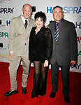 Liza Minnelli & Producers Craig Zadan & Neil Meron<br />