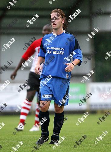 2009-07-19 / Seizoen 2009-2010 / Voetbal / Royal Kapellen FC / Jeroen De Vlaming..Foto: Maarten Straetemans (SMB)