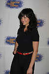 """Carla Gugino at the Opening Night party of Signature Theatre Company's """"The Illusion"""" on June 5, 2001 at the West Bank Cafe with the play at the Peter Norton Space, New York City, New York.  (Photo by Sue Coflin/Max Photos)"""