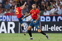 Spain  wins and celebrates the cup<br /> Udine 30-06-2019 Stadio Friuli <br /> Football UEFA Under 21 Championship Italy 2019<br /> final<br /> Spain - Germany<br /> Photo Cesare Purini / Insidefoto