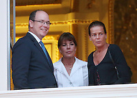 Monaco princely family attends Saint Jean celebrations - Monaco