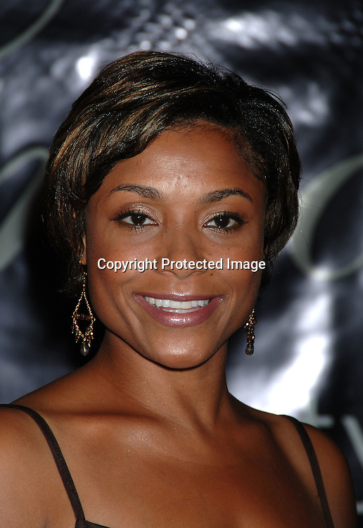 Dominique Dawes..arriving at The 31st Annual American Women in Radio & Television's Gracie Allen Awards on June 19, 2006 at..The Marriott Marquis Hotel. ..Robin Platzer, Twin Images