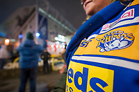 Picture by Allan McKenzie/SWpix.com - 08/02/2018 - Rugby League - Betfred Super League - Leeds Rhinos v Hull KR - Elland Road, Leeds, England - Leeds Rhinos and Hull Kingston Rovers come to Elland Road for their Betfred Super League clash.
