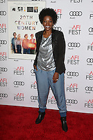 "Hollywood, CA - NOVEMBER 16: Yolanda Ross, At AFI FEST 2016 Presented By Audi - A Tribute To Annette Bening And Gala Screening Of A24's ""20th Century Women"" At The TCL Chinese Theatre, California on November 16, 2016. Credit: Faye Sadou/MediaPunch"