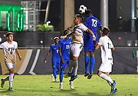 FIU Men's Soccer v. Florida Gulf Coast (10/3/18)