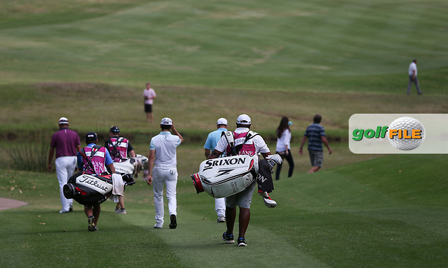 Journey to Better; Wallie Coetsee (RSA) heads down the 13th during Round Two of the Tshwane Open 2015 at the Pretoria Country Club, Waterkloof, Pretoria, South Africa. Picture:  David Lloyd / www.golffile.ie. 13/03/2015