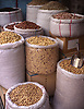 Nuts and grains in a shop in Istanbul, Turkey. © Kevin J. Miyazaki/Redux