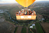 20170627 27 June Hot Air Balloon Cairns