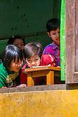 Village sur l'Irrawaddy