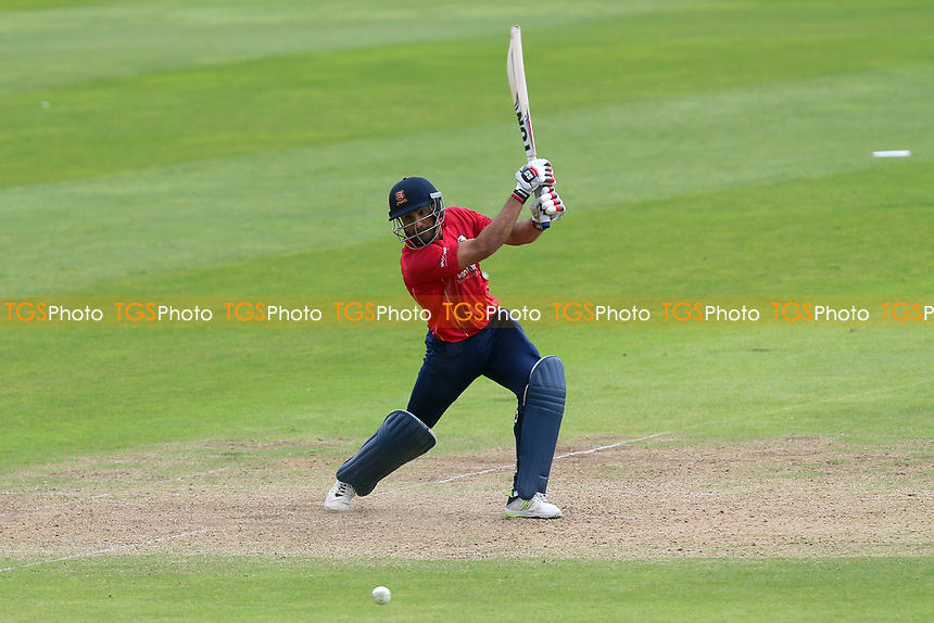 Ravi Bopara hits four runs for Essex during Somerset vs Essex Eagles, Royal London One-Day Cup Cricket at The Cooper Associates County Ground on 14th May 2017