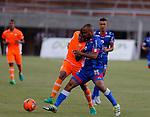 Deportivo Pasto venció como visitante 2-1 a Envigado . Fecha 15 Liga Águila I-2017.