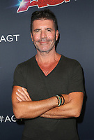 HOLLYWOOD, CA - SEPTEMBER 10: Simon Cowell at America's Got Talent Season 14 Live Show Red Carpet at The Dolby Theatre in Hollywood, California on September 10, 2019. Credit: Faye Sadou/MediaPunch