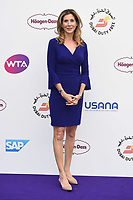 Monica Seles at the Women's Tennis Association 's (WTA) Tennis on The Thames evening reception at OXO2, London, UK. <br /> 28 June  2018<br /> Picture: Steve Vas/Featureflash/SilverHub 0208 004 5359 sales@silverhubmedia.com