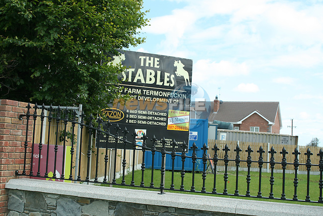 The Stables, Housing Development, Termonfeckin....Photo NEWSFILE/Jenny Matthews.(Photo credit should read Jenny Matthews/NEWSFILE)....This Picture has been sent you under the condtions enclosed by:.Newsfile Ltd..The Studio,.Millmount Abbey,.Drogheda,.Co Meath..Ireland..Tel: +353(0)41-9871240.Fax: +353(0)41-9871260.GSM: +353(0)86-2500958.email: pictures@newsfile.ie.www.newsfile.ie.FTP: 193.120.102.198.