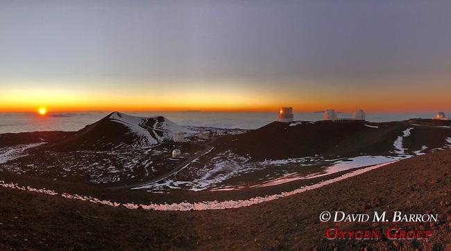 Mauna Kea Observatories
