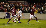 22.11.2019 Linlithgow Rose v Falkirk: Conor Sammon scores his second goal