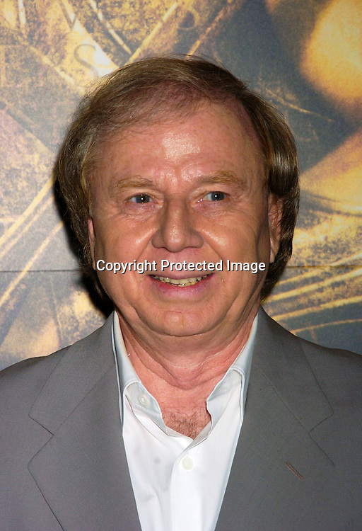 "Director Wolfgang Petersen ..at The US Premiere of ""Troy"" on May 10, 2004 at The Ziegfeld Theatre. Photo by Robin Platzer, Twin Images"