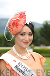 Pictured at Killarney Races Ladies Day on Thursday Rose of Tralee Tara Talbot.