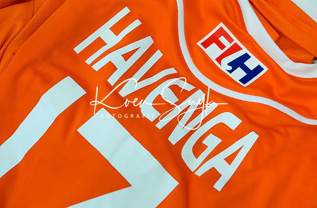 DEN BOSCH -  MARTIJN HAVENGA . . Nederlands Hockeyteam  voor nieuwe platform Hockey.nl.    FOTO KOEN SUYK