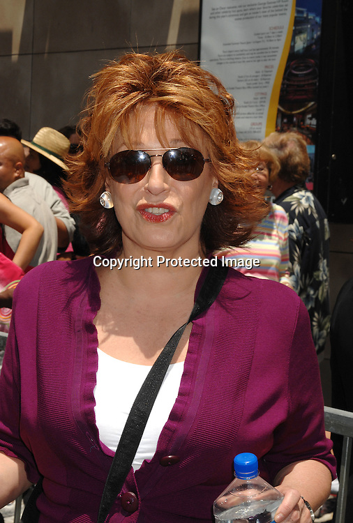 attending The Induction of Barbara Walter's star  on The Hollywood Walk of Fame on June 14, 2007 in Hollywood, ..California. ..Robin Platzer, Twin Images....212-935-0770