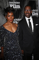 Angela Bassett, Courtney B Vance<br />